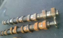 Opel corsa opc camshafts and gears