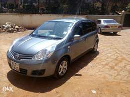 New Arrival Nissan note.