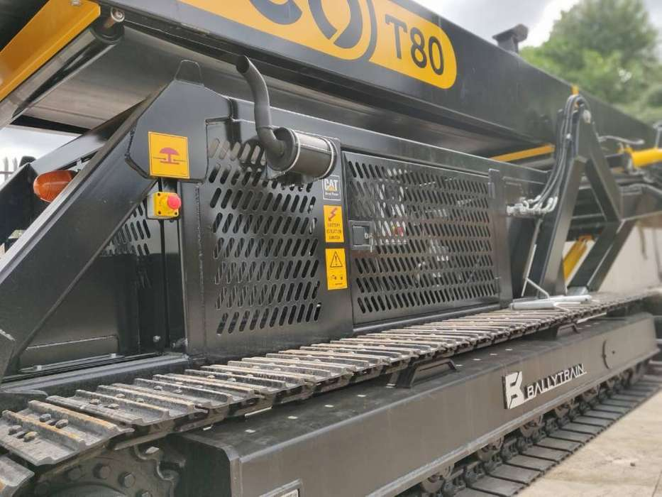 Roco T80 Tracked Stacker - 2019 - image 6