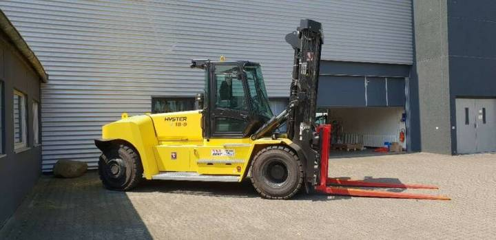Hyster H 16.00 XM-12 - 2018