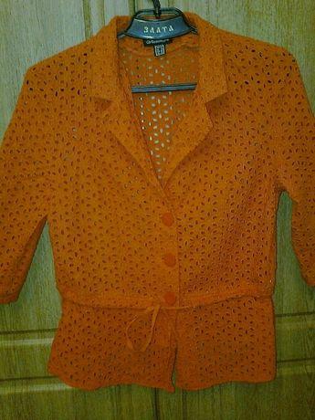Легкий жакет блуза HelenA 48 р.  170 грн. - Жіночий одяг Рівне на Olx 60e60191bac82