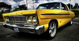 1965 Ford Fairlane 500Sport Coupe