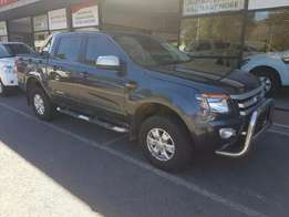 2013 Ford Ranger 2.2XL DC WITH LEATHER - 102 000KM (FSH) - R 259 950