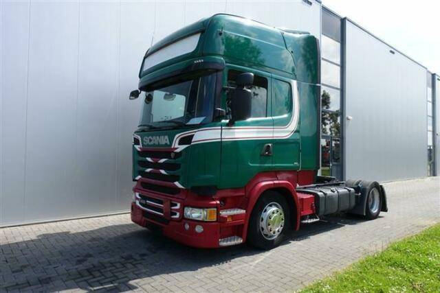 Scania R450 4X2 RETARDER EURO 6 - 2014