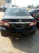 Toyota corolla 2010 Tokunbo for sale