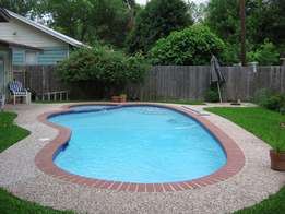 Swimming Pool Rennovations