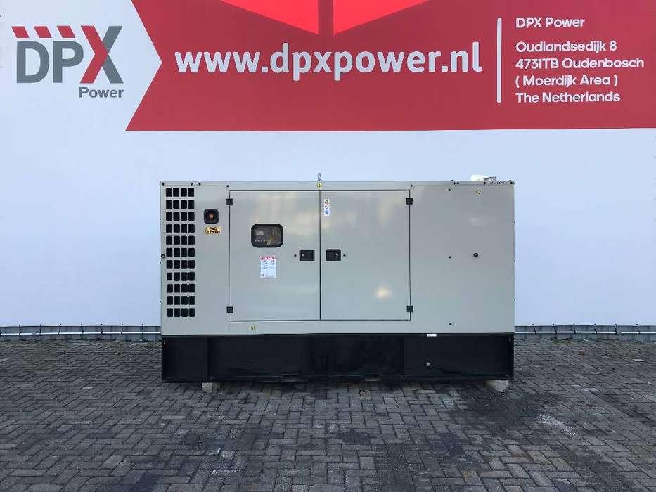 Perkins 1106A-70TA - 165 kVA Generator - DPX-15708 - 2019