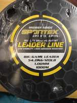 Sporttex leader line and speed spin