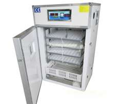 Imported new 528 incubator with 1 year warranty