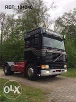 Volvo F12.400 4x2 Manual Globetrotter Top Condition!! - To be Imported