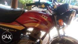 TVS 125 Motorbike (In mint condition, Genuin and engine never opened