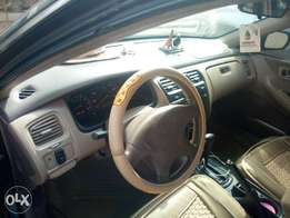 Honda accord in a very good condition.