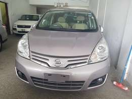Nissan note new arrival on sale..