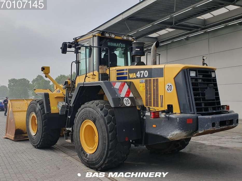 Продается Komatsu WA470-6 German dealer machine - 2012 | Tradus
