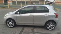 Toyota yaris spirit t3 for sale R22.500
