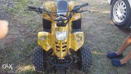 Quad bike (automatic)
