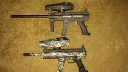 Paintball full kitt