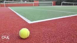 Tennis Courts and all sporting facilities Constructions and Repairs