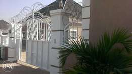 For rent self-contain with AC and wardrobe in Efab global Estate Abuja