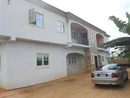 3bedroom flat on Oron Road