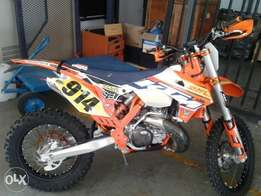 KTM exc 250 6 DAYS For sale