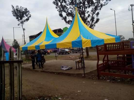 Tents for sale- 100 seater _70k Makongeni - image 3