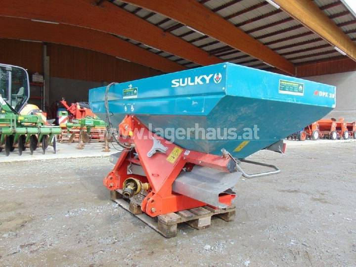 Sulky DPX 28 - 2009