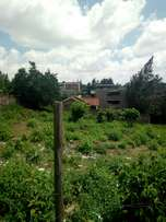 1/2 acre plot in ongata Rongai total area