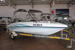Celebrity 170 with 125 Hp Mariner