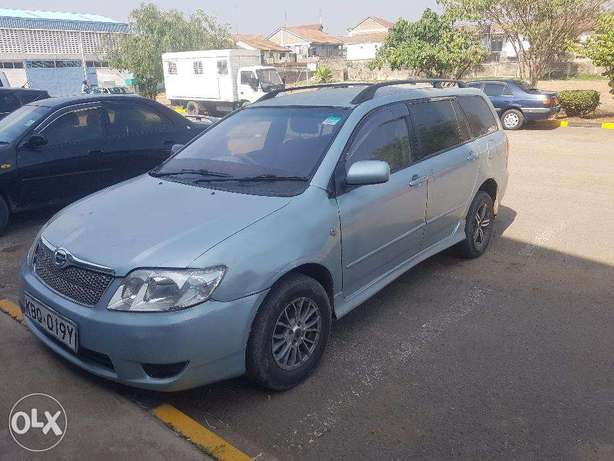 Toyota Fielder for SALE South C - image 1