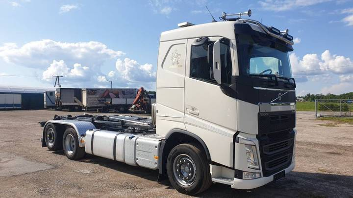 Volvo Fh 550 6x2 - 2015