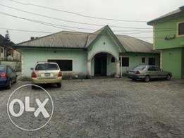 4bedroom bungalow for rent at eagle island port harcourt