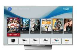 """KD-55X8500D: Sony 55"""" (HDR) 4K UHD Digital smart AndroidTv"""