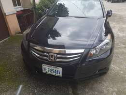 Upgraded Honda Accord 2009 in PHC