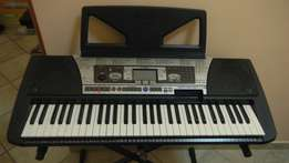 UK used Tokunbo Yamaha PSR 350 Advanced Keyboard Piano