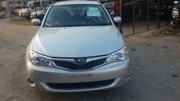 Very clean Subaru Impreza Anesis On Sale