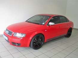 Hot Deal - AUDI S4 4.2 Quattro Manual - Cash Deal