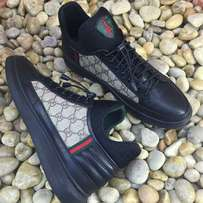 Gucci Cut Sneakers