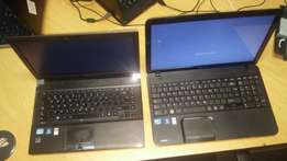 Toshiba Laptops for sale
