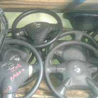 Ex japan steering wheel with Airbag