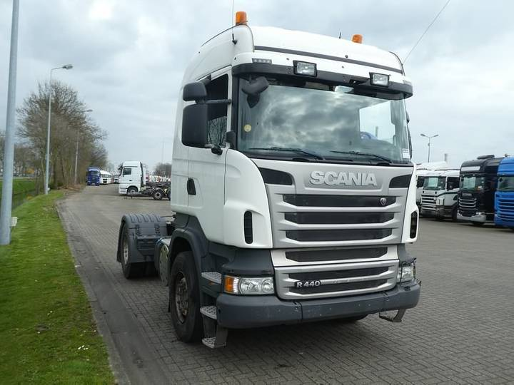 Scania R440 pde adblue man. ret - 2013