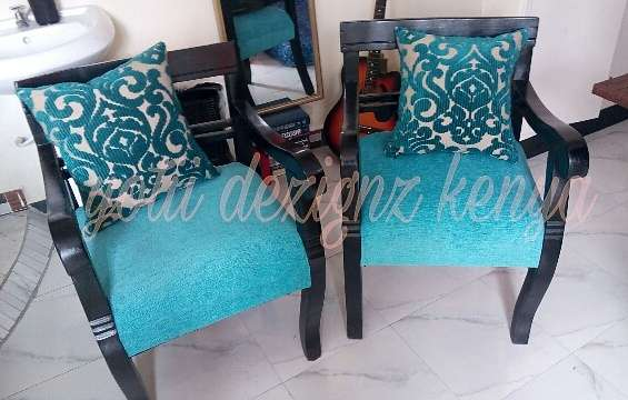 Antique single seater solid seats Ongata Rongai - image 1