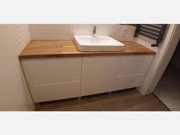 Szafka łazienkowa Wyposażenie łazienki W łódzkie Olxpl