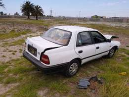 Nissan sentra 1.6 Carb 5spd Manual stripping for Spares