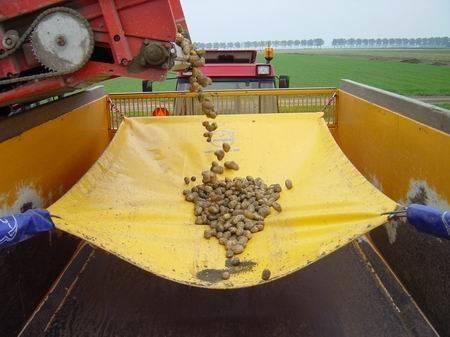 Antishok spare parts for combine-harvester