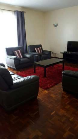 2 bedroom furnished apartment Kilimani - image 1