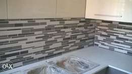 Kitchen and Mosaic Tiling