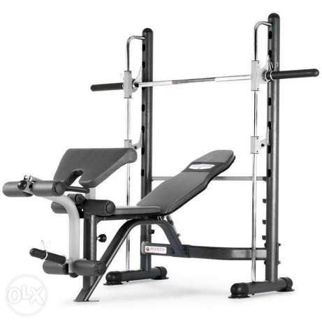 Half Smith Olympic Weight Bench 413