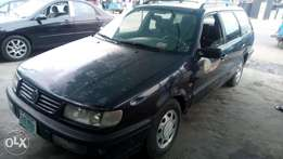 Urgent sales Firstbody Passat wagon with 1.8 engine and chilling AC