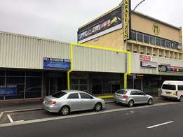 Very Cheap Shop to let, Goodwood Main Road, Busy CBD